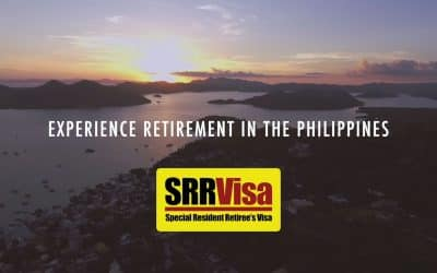 RETIREMENT VISA IN THE PHILIPPINES (SRRV)