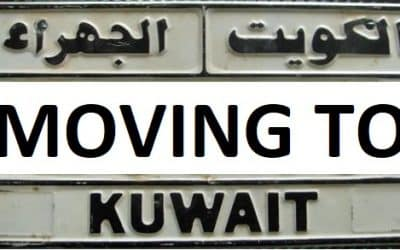 Moving to Kuwait