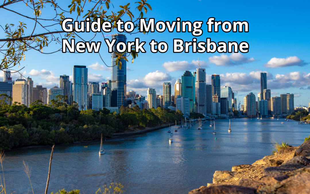 Guide to Moving from New York to Brisbane